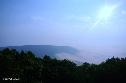 The Clouds Below