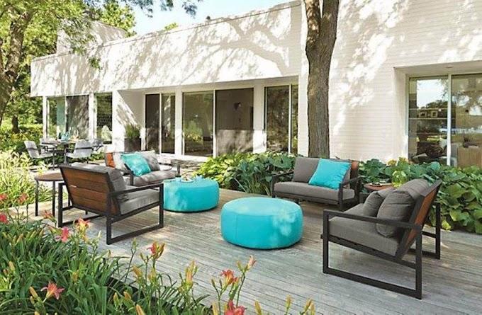 Τάσεις στο Design του κήπου και της αυλής σας