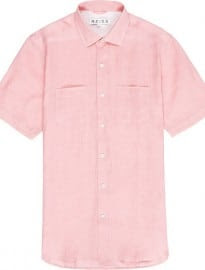 Reiss Deck Short Sleeved Shirt