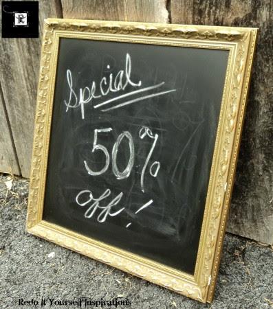 redoit chalkboard