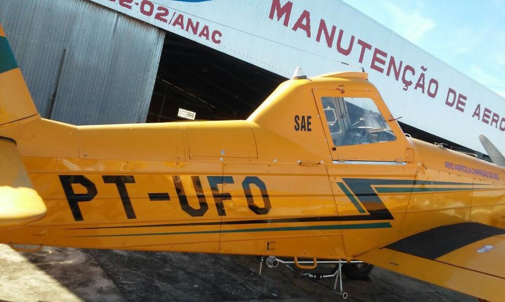 Aeronaves apreendidas foram usadas pelo empresário sem comunicação ou autorização legal. (Foto: Deco-MS/Divulgação)