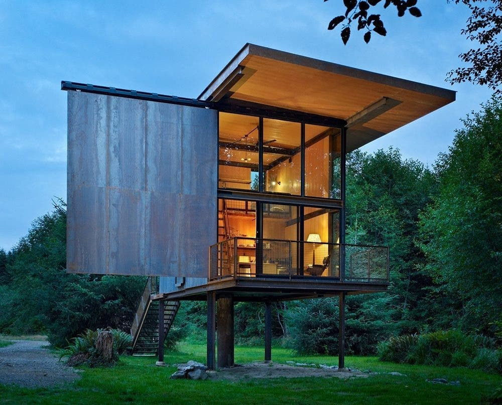Five Tiny Houses That Could Withstand Hurricanes Tiny House Blog