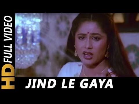 Jind le gaya hindi lyrics - aapke Saath Saath 1986
