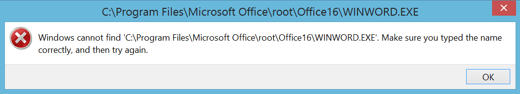 Office hata