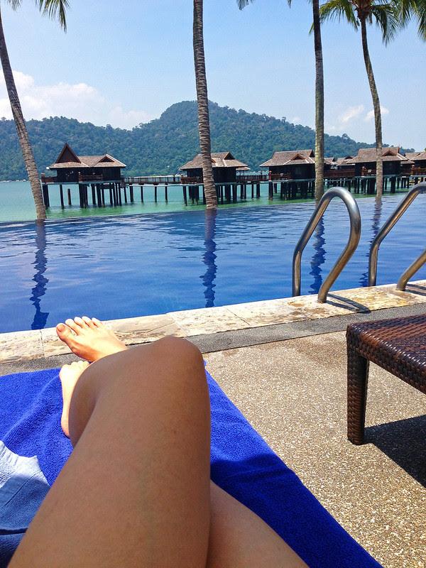 Pangkor Laut Resort Pool