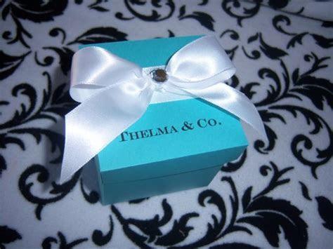 50 Tiffany and Co. Magic Box Invitations for Wedding