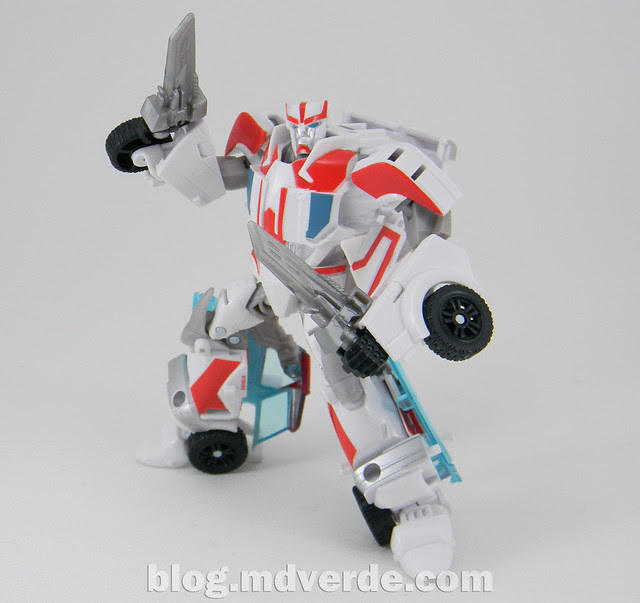 Transformers Ratchet Deluxe - Prime RID - modo robot