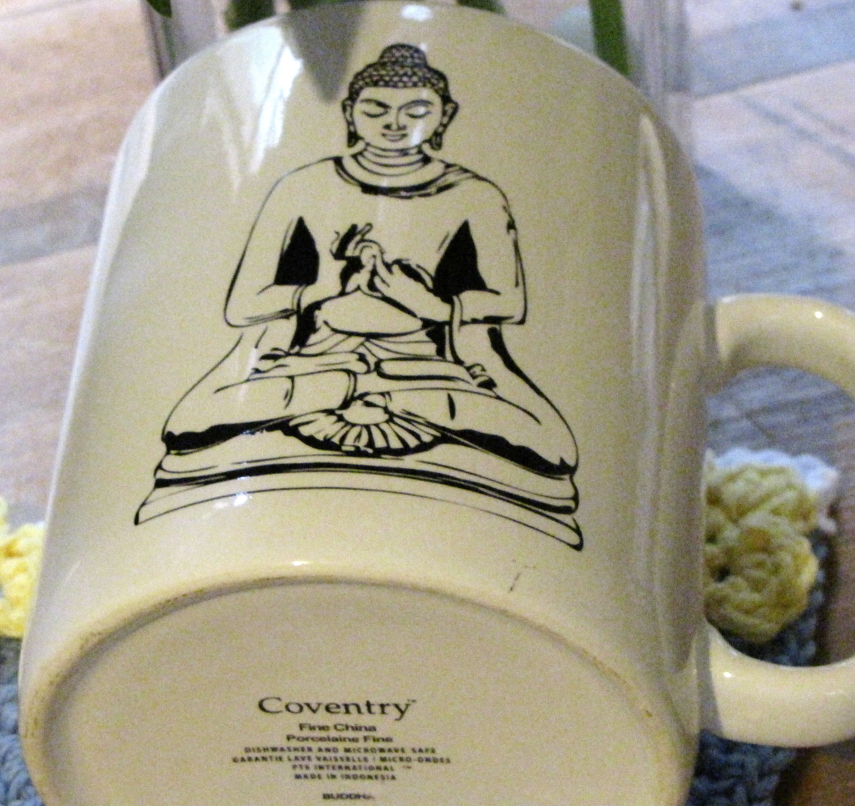 Kensington Buddha Mug