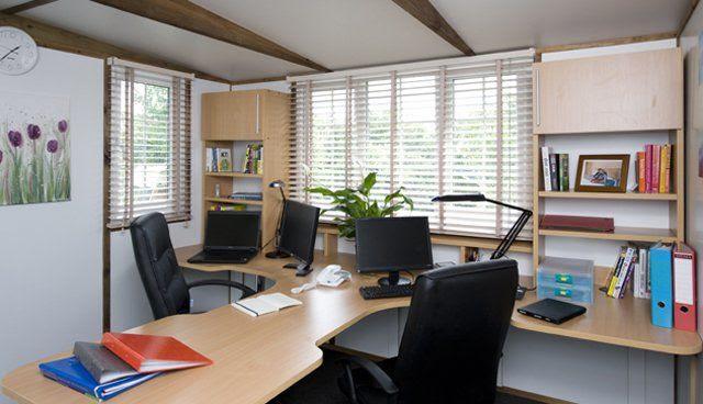 Garden Office Furniture | Garden Office Buildings Guide