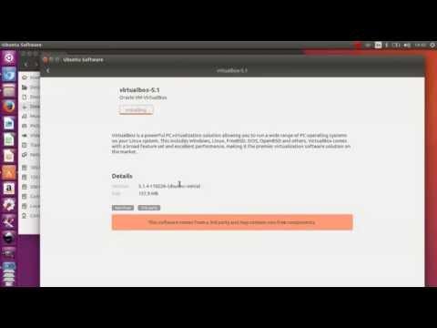 Cara Install File .deb di Ubuntu 16.04