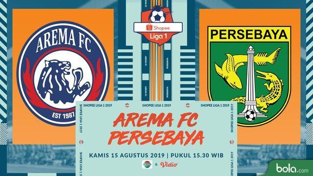 Persebaya Vs Arema Shopee Liga 1
