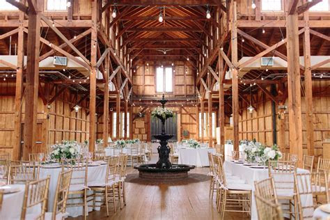 The Barn at Old Bethpage Restoration Wedding in Old