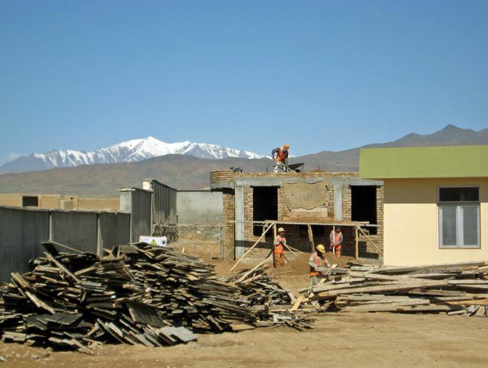 Girls School Construction