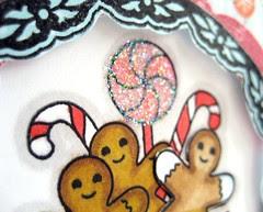 gingerbread detail