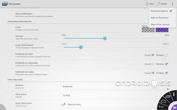 fullscreen para sacar provecho a toda la pantalla de tu dispositivo 1 Copiar Fullscreen, para sacar provecho a toda la pantalla de tu dispositivo