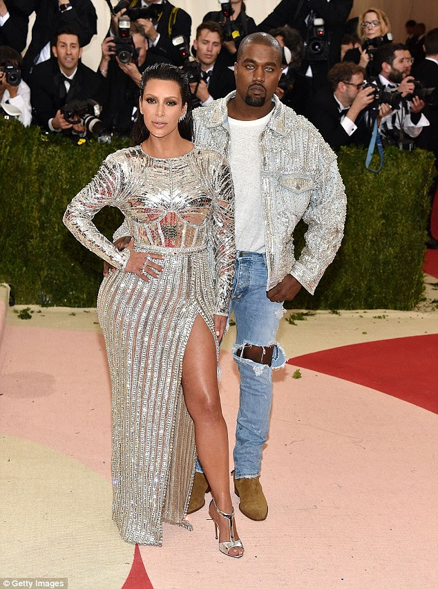 They were hailed as fashion heroes: Kanye added contact lenses and wore ripped jeans
