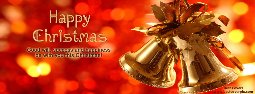 Merry Christmas Greetings On Facebook Covers 2017