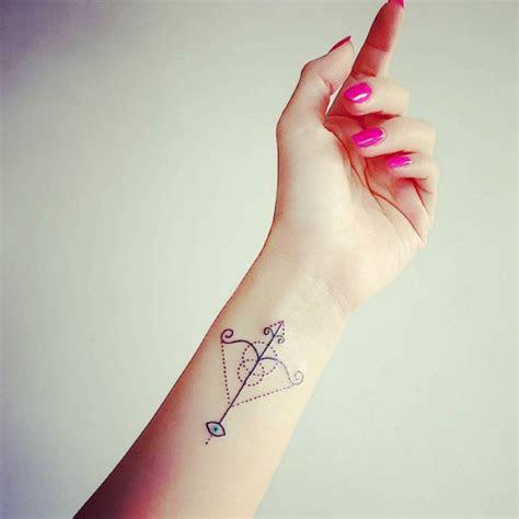 awesome zodiac sign tattoos  wrist