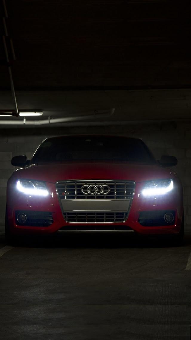 Iphone 5 Wallpapers Audi Cars