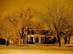 Virginia Plantation House