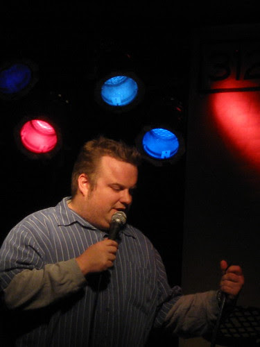CJ Sullivan @ Chicago Underground Comedy March 24, 2009