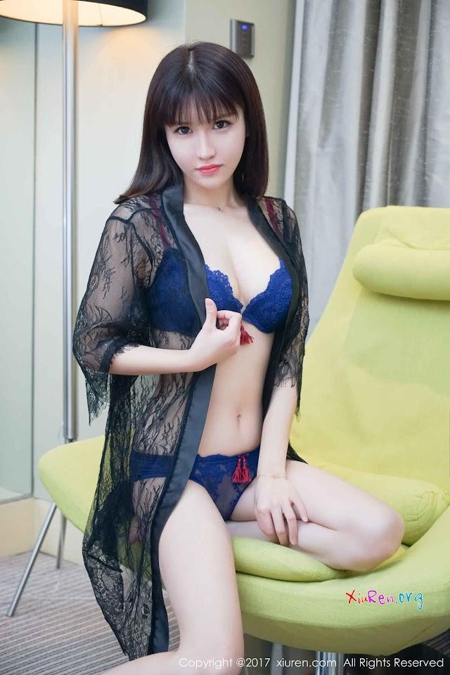 [XiuRen] N00697 傲娇萌萌 48P