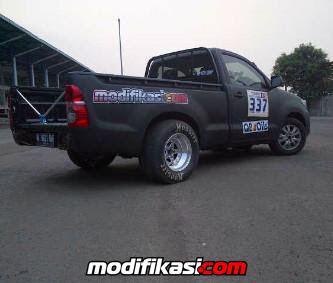 90 Modifikasi Mobil Pick Up Hilux HD