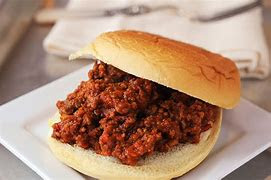 Image result for sloppy joes