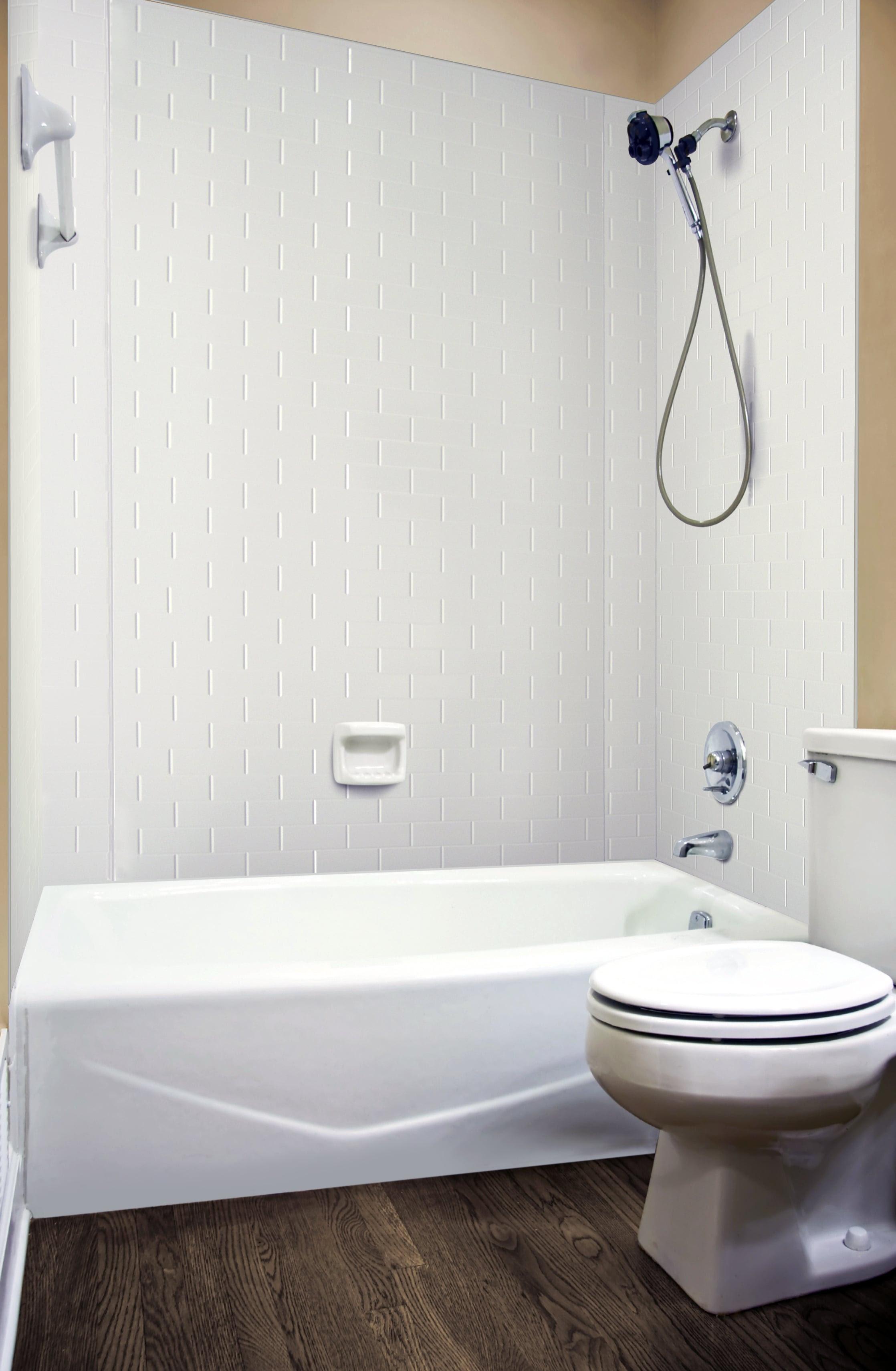 MirroFlex Tub and Shower Surrounds | ATI Laminates