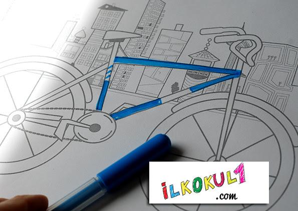 Bisiklet Yapma Etkinliği Sınıf öğretmenleri Için ücretsiz özgün