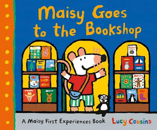 Review: Maisy Goes to the Bookshop
