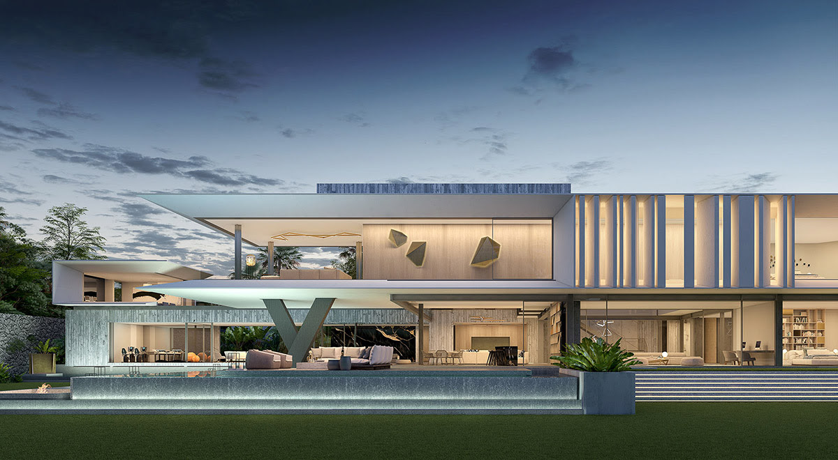 40 Luxury House Exteriors To Spark Dreams And Aspirations