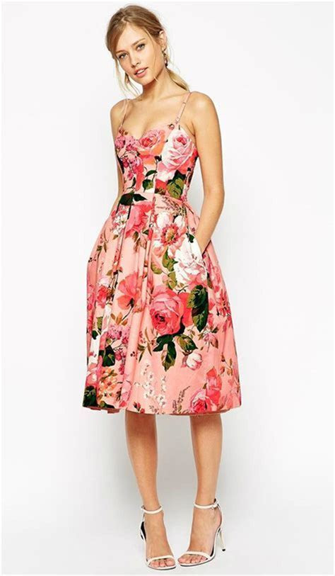 40 Beautiful Spring Wedding Guest Dresses for 2019 32