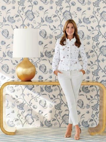Home design collections aerin lauder collection for fabric interior decor - Home decor home business collection ...