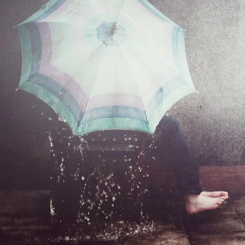#63 — rainy saturday