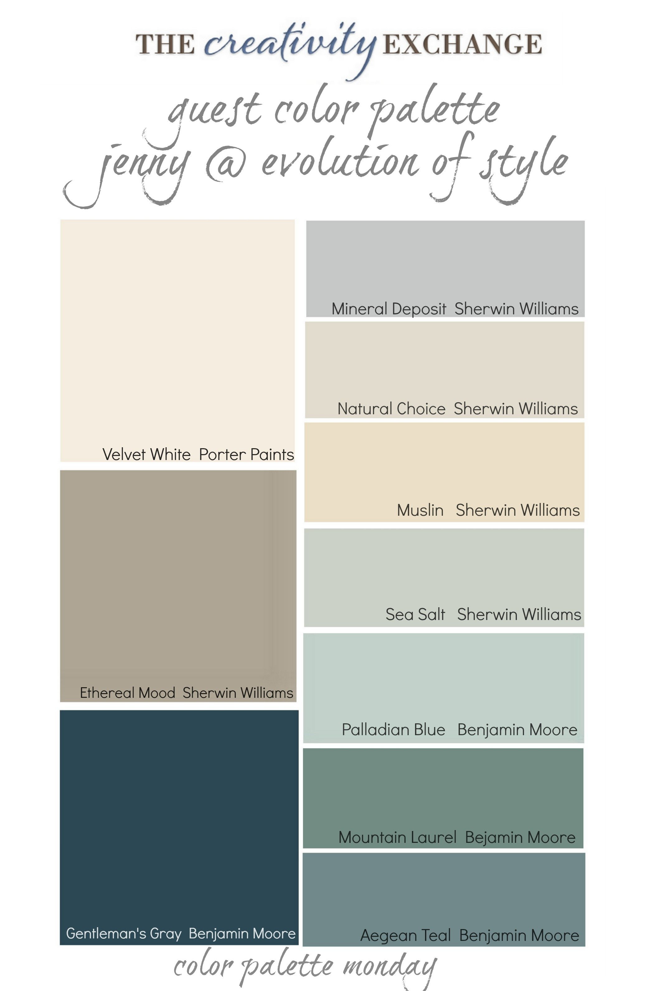 Finding Fabulous Our Home s Paint Colors 1 Worldly Gray SW