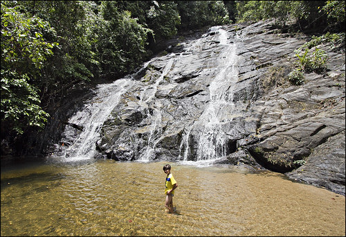 as well as life is at nowadays settling dorsum to normal alongside function as well as schoolhouse as well as blogging BangkokMap; Ton Prai Waterfall close Khao Lak