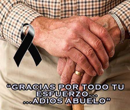 Imagenes De Luto Por Mi Abuelo Imagenes De Luto
