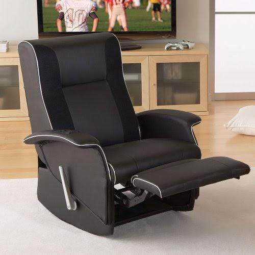 Discount X Rocker Slim Home Theater Recliner Game Chair