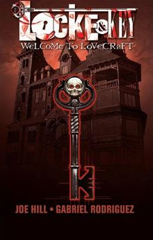 Welcome to Lovecraft by Joe Hill and Gabriel Rodriguez