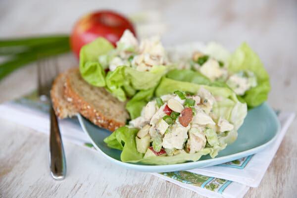 Skinny Chicken Salad_Our Best Bites