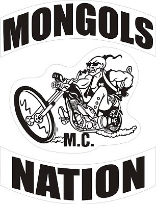 Prosecutors are attempting to break up one of America's most violent motorcycle gangs - Mongols Nation - by claiming rights to their logo