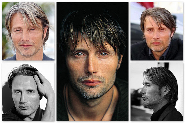 Mads Mikkelsen - Real Life Comparisons
