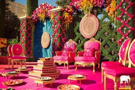 IDEAS FOR A PINK THEMED WEDDING !!   Wedding Story Style