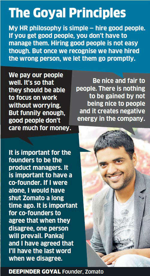 With Rs 1k cr, He's Food for Everyone's Thought