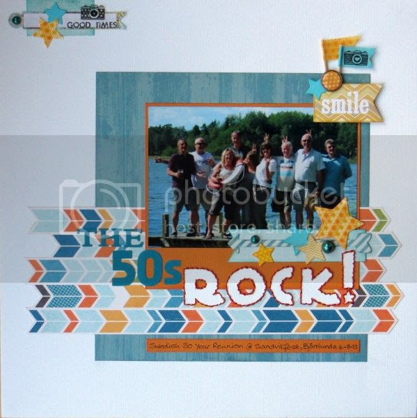 Jimjams - Layout - The 50s Rock!