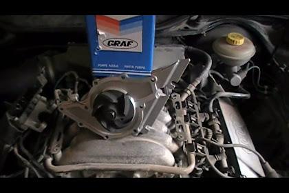 2008 Audi A6 Water Pump