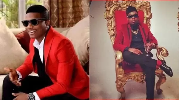 Na my jam be that! - Wizkid accolades Olamide's new song
