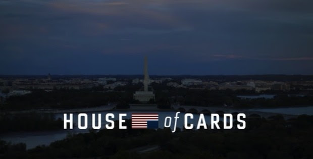 Netflix original series House of Cards gets its first trailer video
