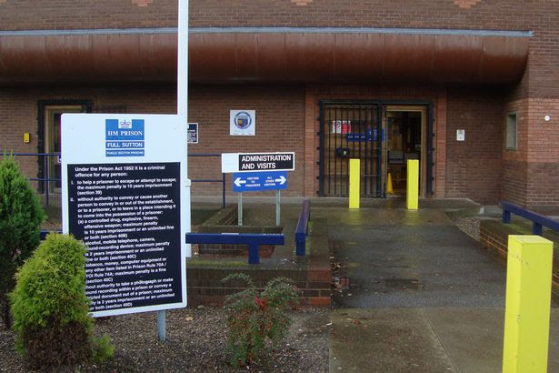 HMP Full Sutton in Yorkshire